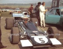 Lotus 70 F5000 Jock Russell 1972 Brands Hatch Race of Champions (a)